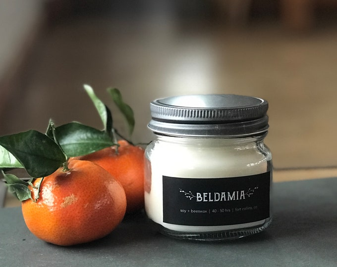 The Orangery Soy Candle