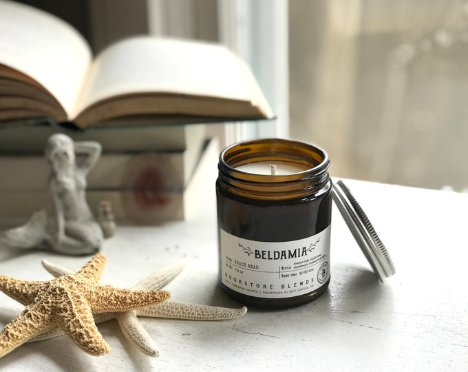 Beach Read Soy Candle