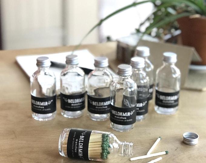 Beldamia Match Bottle