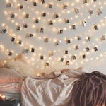 SUPER SUPER LONG 20 Meter/65 Feet Micro Led Fairy string light 20M/200 lights waterproof. Silver/Copper wire/ white light, warm white