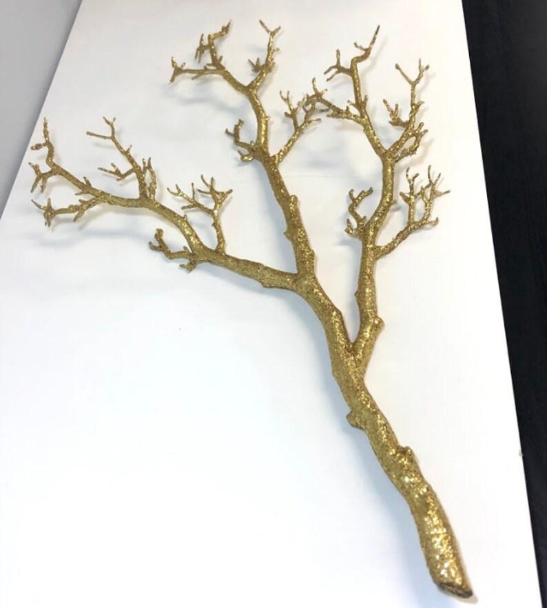 Stupendous Gold Sparkly Plastic Manzanita A Branch Curly Twigs Branches Centerpiece Decor Decoration Branches Gold Branches Glitter Branches Beutiful Home Inspiration Xortanetmahrainfo