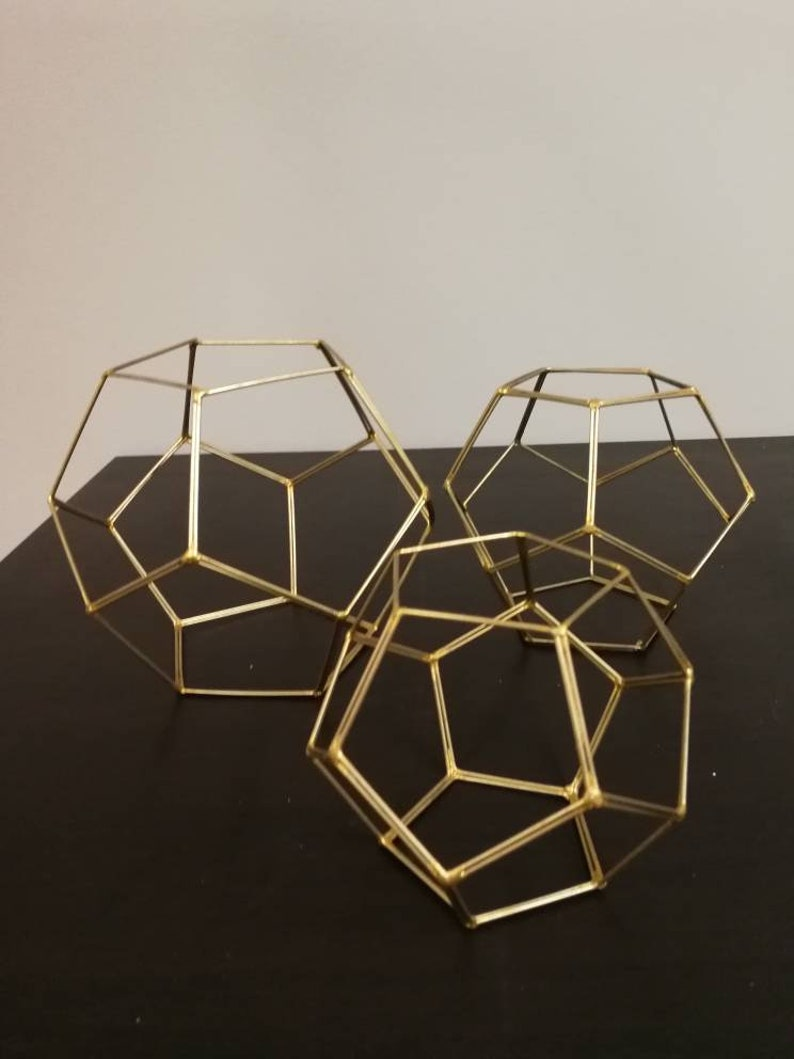 Glass Less Terrarium Terrarium Frame Glass Geometric Etsy