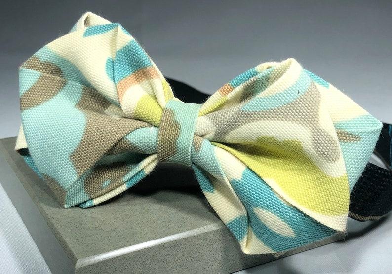 Men/'s Pre-Tied Bow Tie WaterWorld Diamond -
