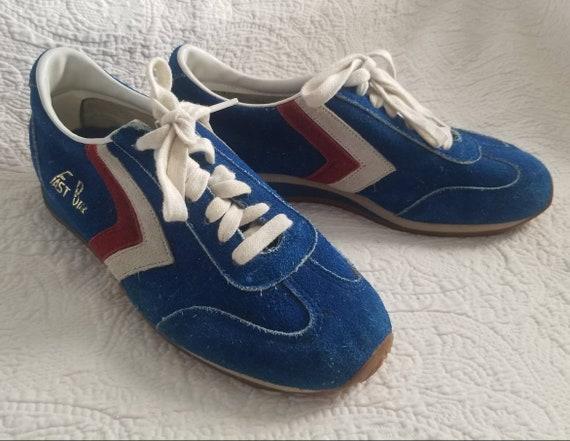 Vintage Sneakers FAST BAK
