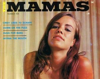 The Mamas Magazine   1967   Very Hard to Find   Make Me A Mama  A Strange Way of Loving  Hypnotist Made Them Lesbians, Gals Claim  mature