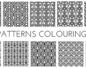 Tiny Patterns Colouring P...