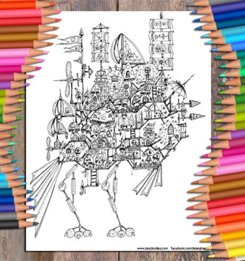 Double Whimsical Contraption Pack image 0