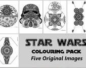 Star Wars Digital Colouri...