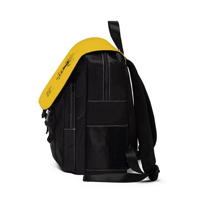 Unisex Casual Shoulder Backpack BEE Kind