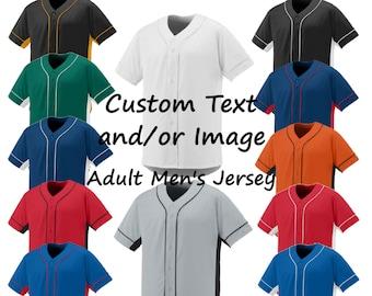 brand new e7ed3 489dd Baseball jersey | Etsy