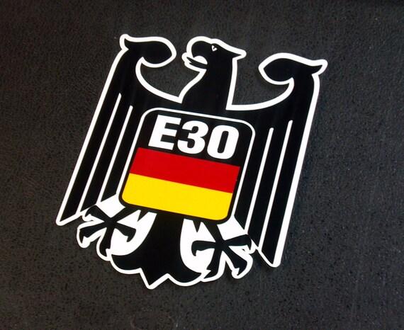 BMW E30  M3 Decal Door SILL M3 S14 Evo  Door Sill STICKER E30 3er graphic