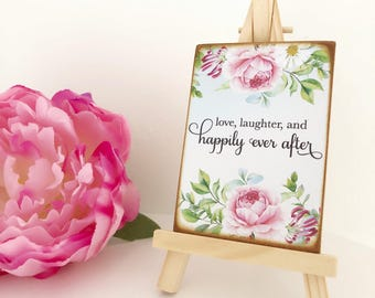 Love, Laughter And Happily Ever After...