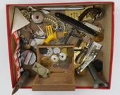 Vintage Junk Drawer Lot DON 39 T MISS OUT