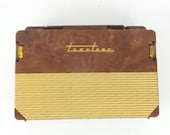 Art Deco TrueTone Bakelite Radio
