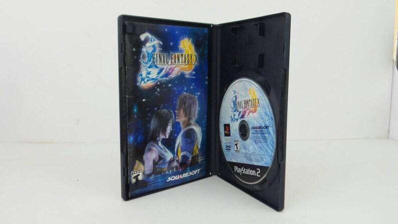 MUST SEEE! PlayStation 2 Final Fantasy X