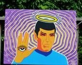 Star Trek Spock Hamza tre...