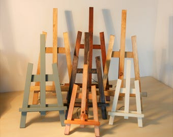 display easel - various sizes