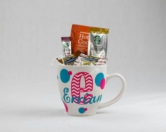 Custom Coffee Basket