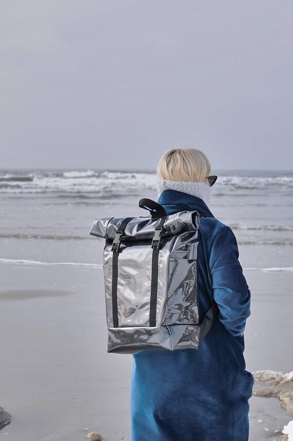a748bd3a8 Black backpack Fashion designer bag Fashion backpack Street | Etsy