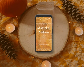 Magickal Mabon - The Modern Pagan and Witch's Guide To The Harvest Season | Ebook | PDF Download