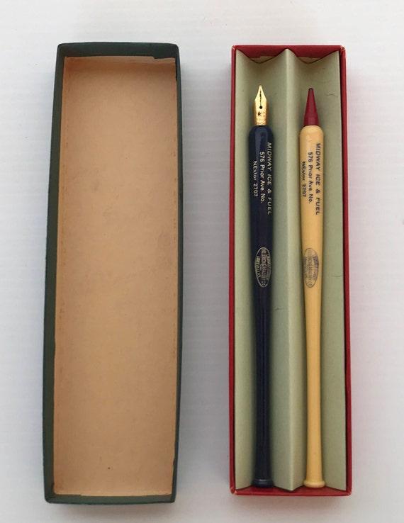 Louisville Slugger Hillerich U0026 Bradsby Pen Pencil Set