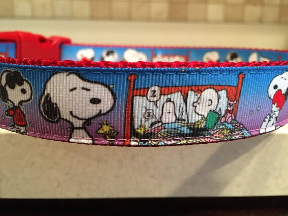 Snoopy Bedtime with Charlie Brown 1 Large and Medium dog  0891873fe
