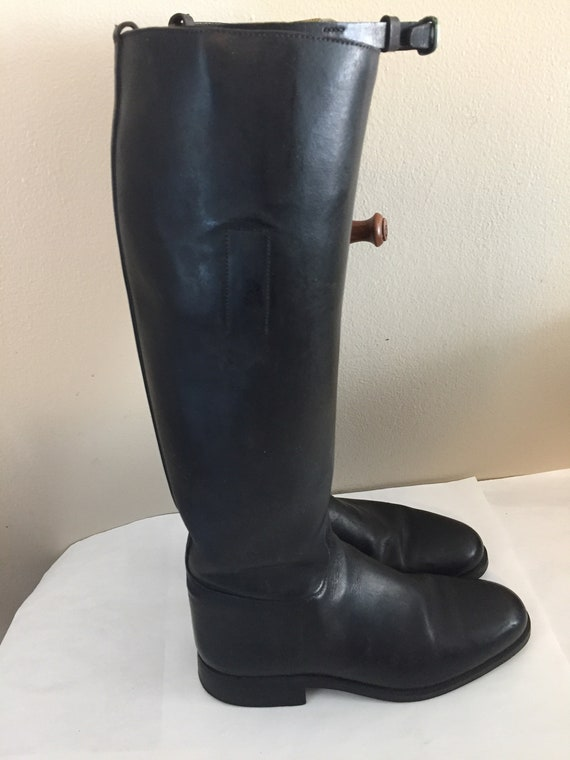 Equestrian leather Maxwell of Antique Boots Riding London tIw8qqA