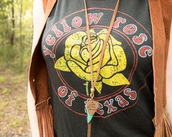 Yellow Rose of Texas Tank Top