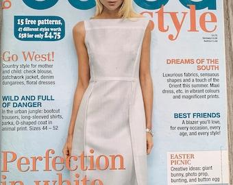 b36b795141aed0 April 2014 Burda Style Magazine