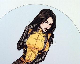 Wolverine - Art Print