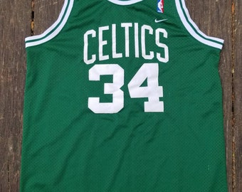 25b59caae3e2 Vintage Celtics Jersey