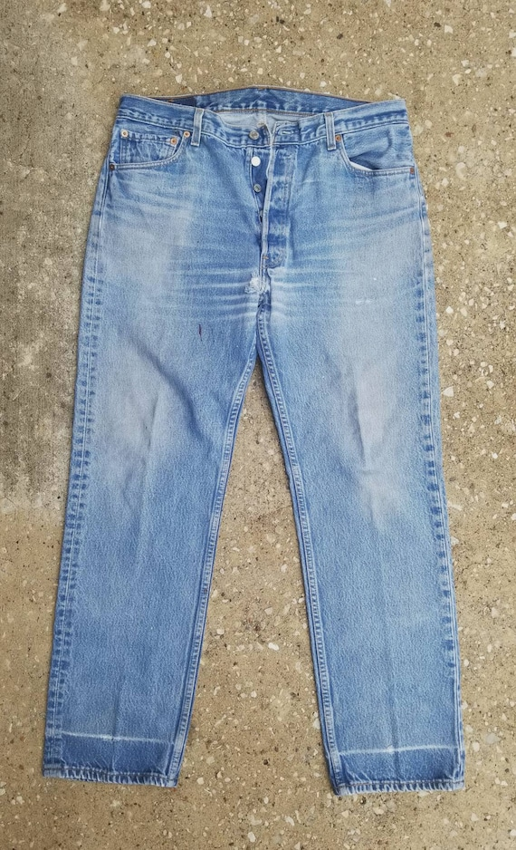 Vintage 501 Levi's, 1990s Levi's, Vintage Levi's,