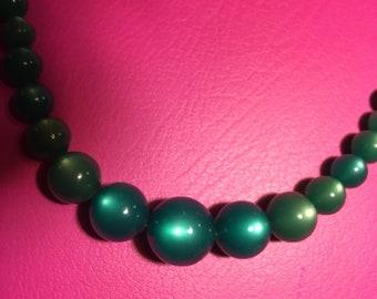 Richelieu Satinore Emerald Green Set