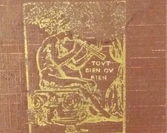 Open Gates Copyright 1924