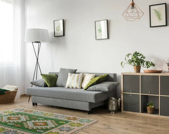 Kilim rug - 160x250 cm / Southwestern rug / Home decoration / Bohemian design / Scandinavian interior / Livingroom / Cotton carpet