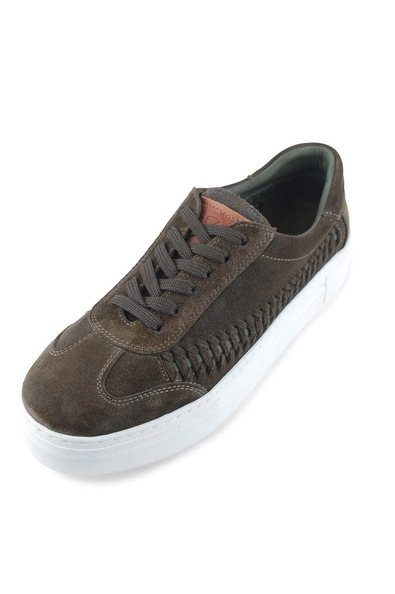 Sneakers donna tessuto Boho fatti a mano l2TRWXK1