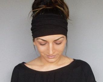 5623df3085f6 Headband for Women in Black