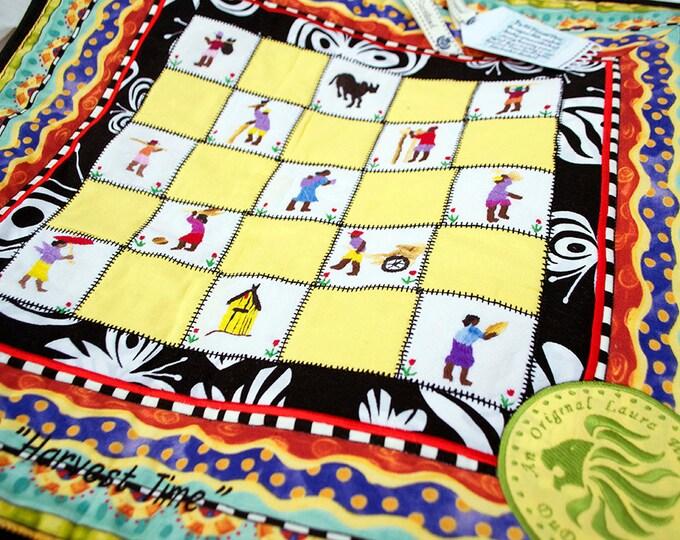 No 19 Harvest Time - Child's Comforter