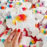 3 Mini Llama Piñatas, Llama Party Favor, Mini Pinata, Llama Theme Party, Boho Fiesta, Llama Decorations, Fiesta Birthday, Set of 3