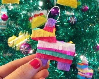 Christmas Pinata.Christmas Pinata Etsy
