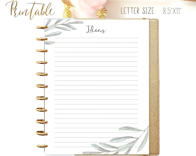 To Do List Printable, To do list planner, Big happy Planner Inserts