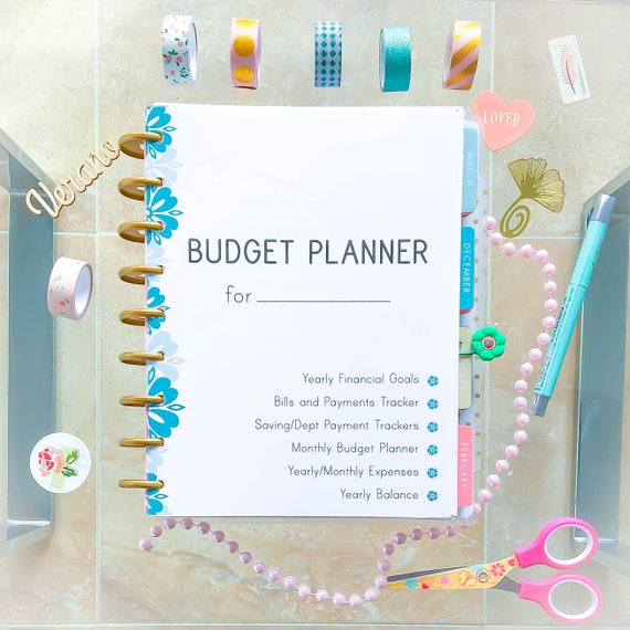 graphic regarding Happy Planner Budget Printable named Spending plan Planner Printable Satisfied Planner Increase Price tag Tracker Finance Planner Mambi Joyful Planner Binder Joyful Planner Package Spending budget Printable