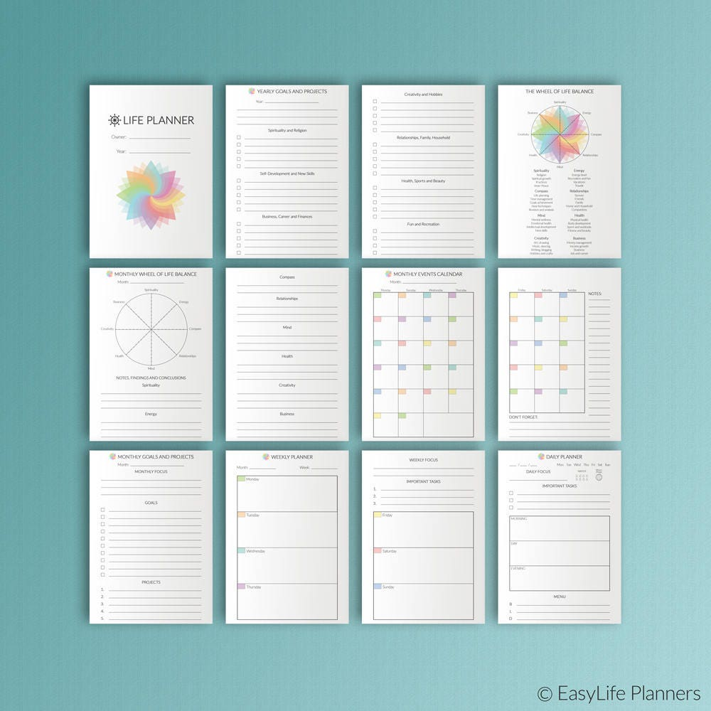 It is a graphic of Enterprising Free Printable B6 Inserts