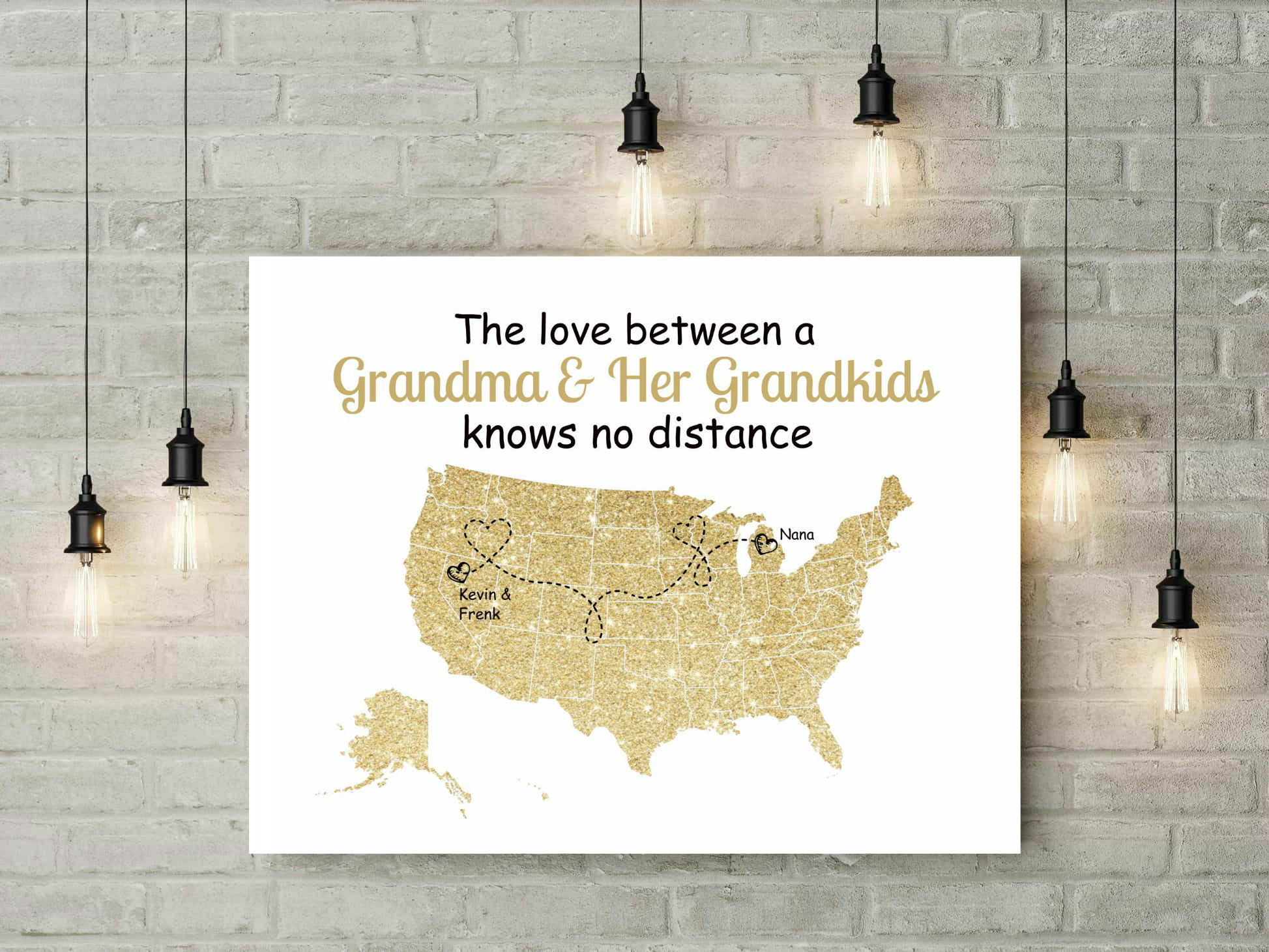 Grandmother Gift | Long Distance | Gifts For Grandma Gift ...