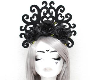 Back in stock! Gothic Crown