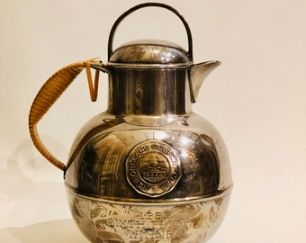 Silver Plated Mini Teapot
