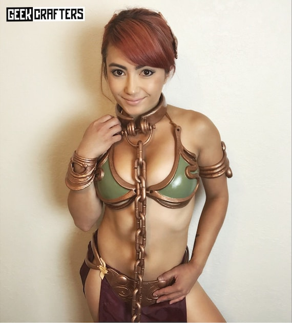 Slave Leia In A Diaper