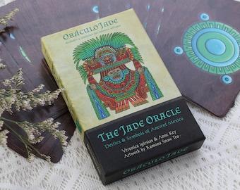 The Jade Oracle Deck: Deities & Symbols of Ancient Mexico