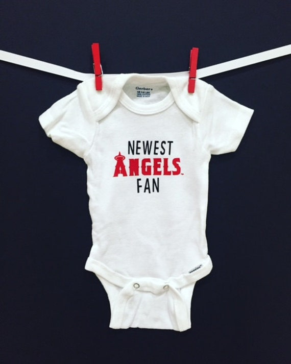 Newest Angels Fan Anaheim Angels baseball fan baby gift  59fea6e99