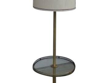 Mid Century Floor Lamp Etsy